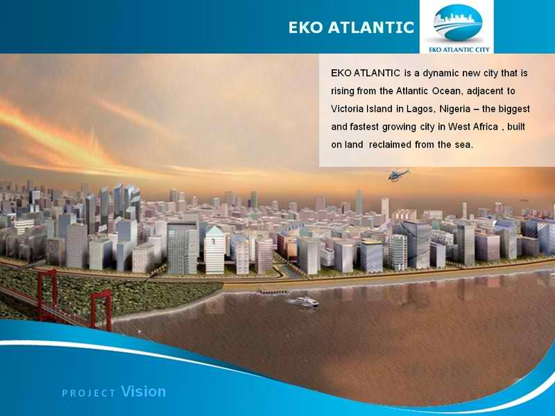 Eko Atlantic Vision