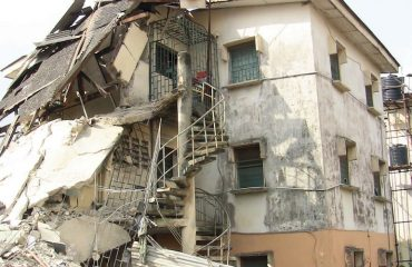Building Collapse in Nigeria