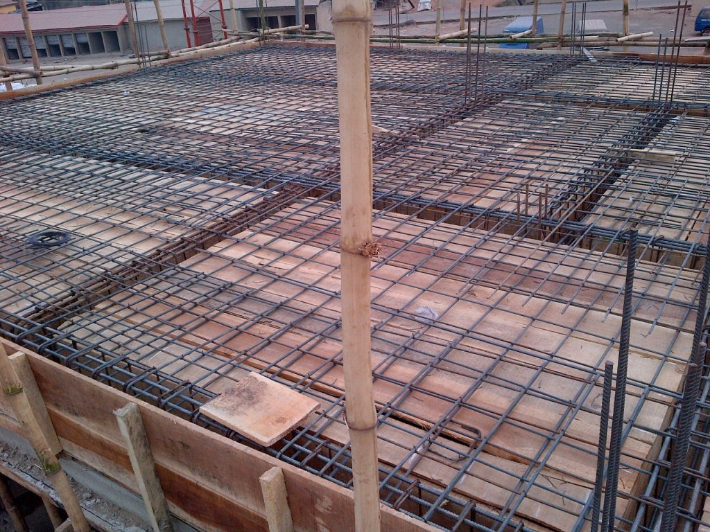 Reinforcement To Slab