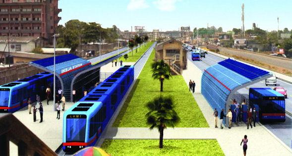 """Résultat de recherche d'images pour """"new lagos city, roads, transport, urban train, lagos, 2016, 2017"""""""