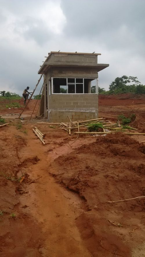 Propertymart Construction of 2 Number Gate House, Palms Garden, 2