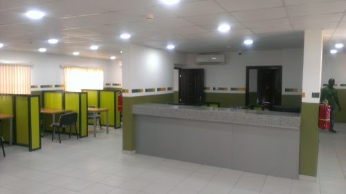 Advans Lafayette MicroFinance Bank, New Gbagi Branch 1