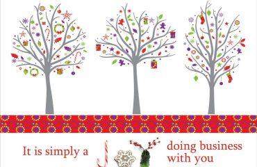 Seasons greetings from Sapient Vendors