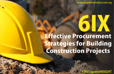 effective procurement strategies