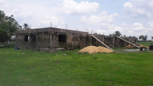 Maritime Academy Construction Of Staff Office Block 1
