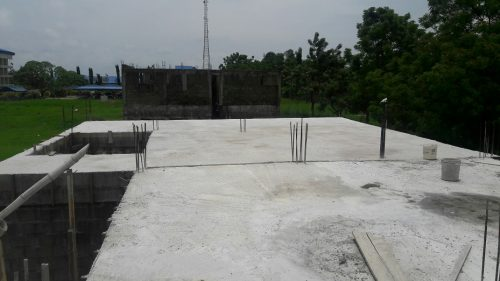 Maritime Academy Construction Of Staff Office Block 5