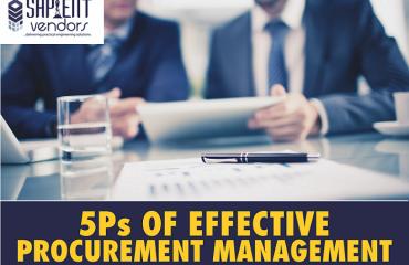 5Ps of Effective Procurement Management