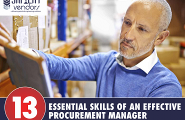 Essential Skills of an Effective Procurement Manager