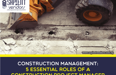 5 Roles of a Construction Project Manager