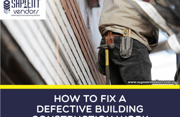 Defective Building Construction
