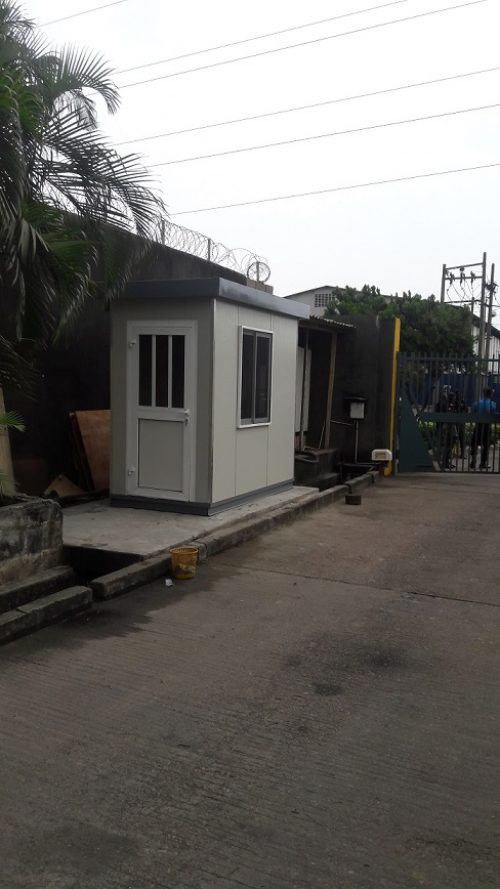 Toilet & Gate Houses Refurbishment Works @ Matori Regional Office