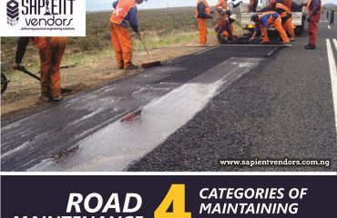 Maintaining Nigerian Roads
