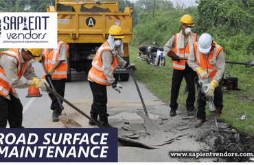 Road surface maintenance