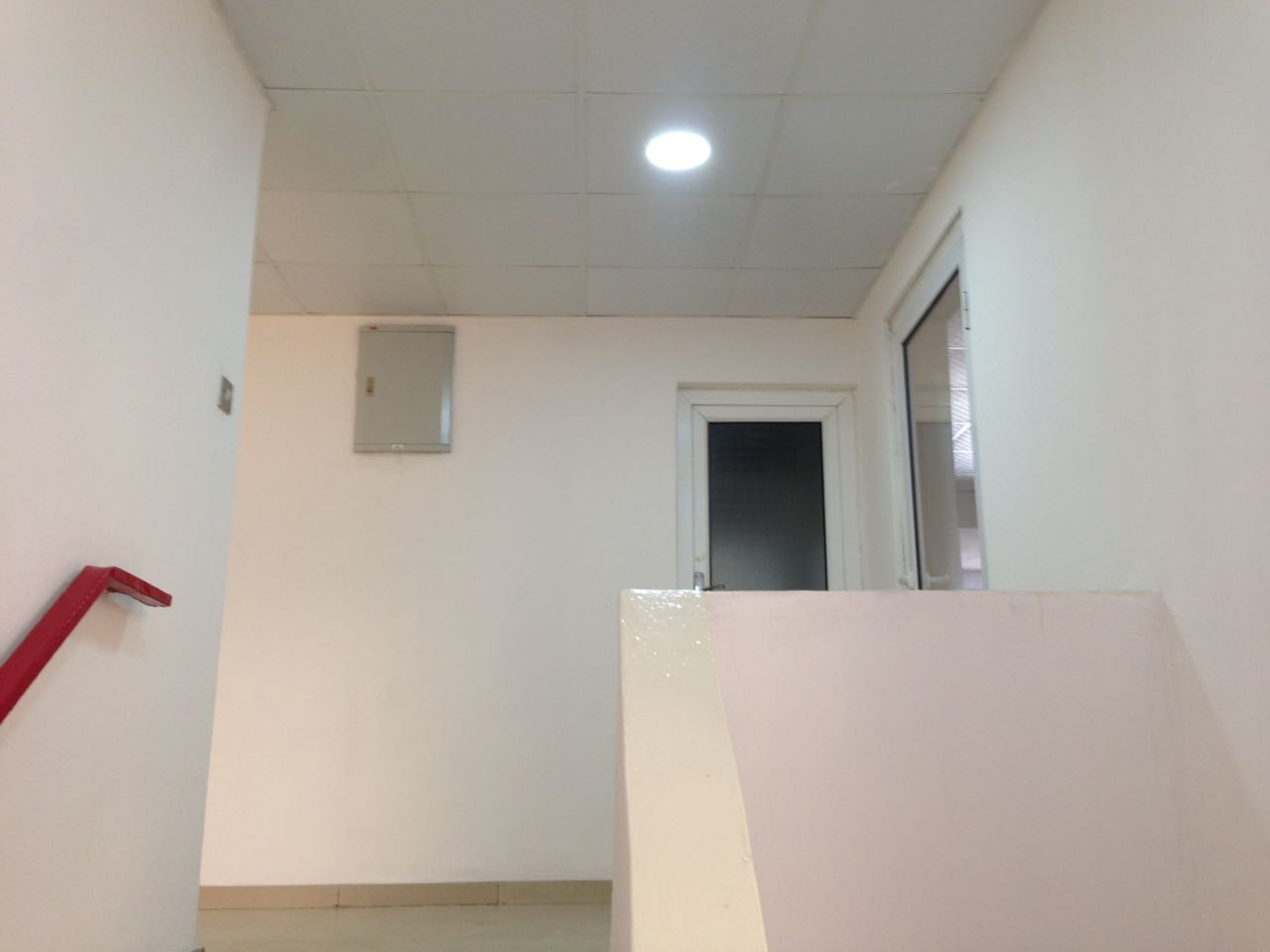 Renovation Work At Visafone Switch Office For Mtn