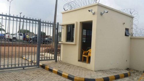 Relocation of Perimeter Fence for MTN Ibadan Service Centre II