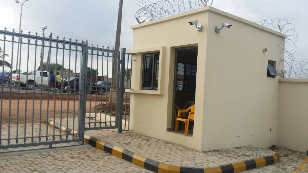 Relocation Of Perimeter Fence For Mtn Ibadan Service