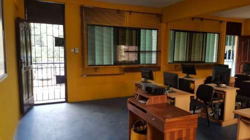 Refurbishment of ICT Laboratory at Eko Akete Senior Grammar School