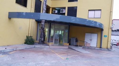 CTO Car Port Refurbishment Works At Yello drome for MTN