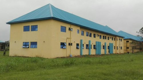 Construction of One Storey Staff Office Block for Lecturers, Maritime Academy, Oron